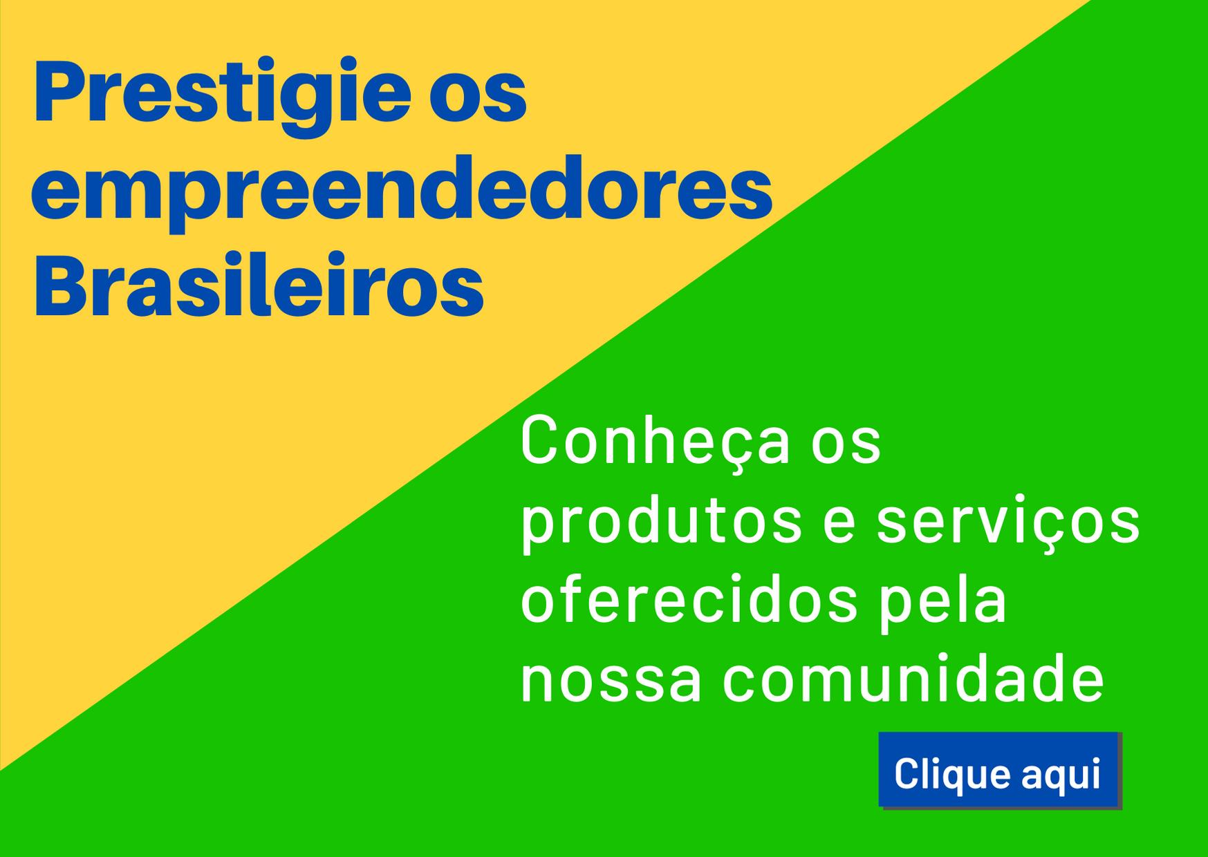 Serviços e produtos oferecidos pela Comunidade Brasileira em Ontario
