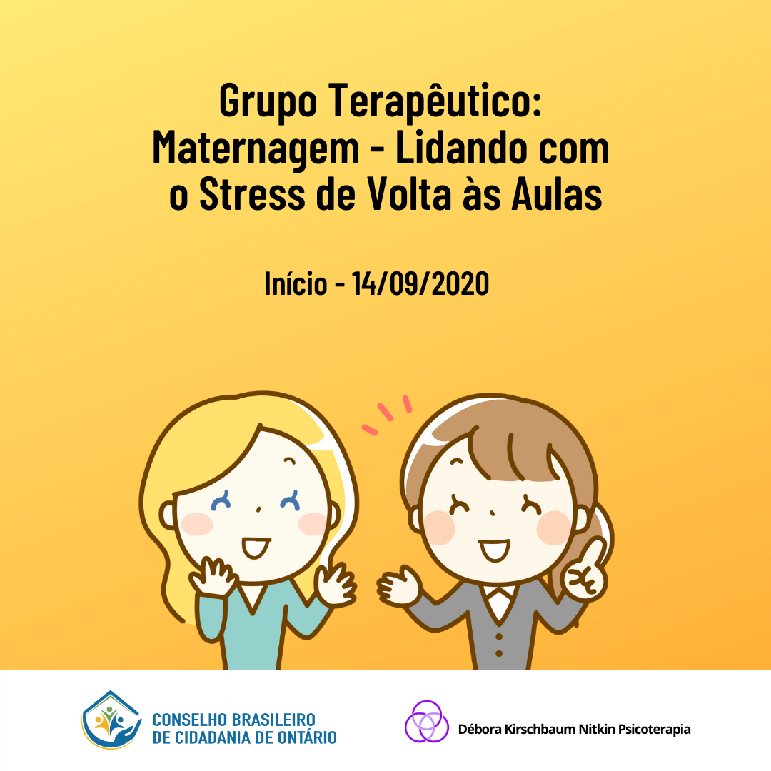 Grupo Terapeutico - Maternagem e Pandemia